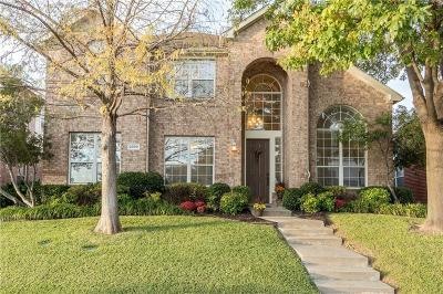 Allen Single Family Home For Sale: 2000 Camelot Drive