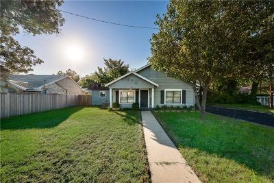 Buffalo, Fairfield, Kirvin, Oakwood, Streetman Single Family Home For Sale: 217 S Harmon Street