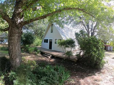 Weatherford Single Family Home For Sale: 155 Harris Drive
