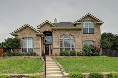 Garland Single Family Home For Sale: 609 Baltusrol Circle