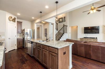 Single Family Home Active Contingent: 15201 Mallard Creek Street