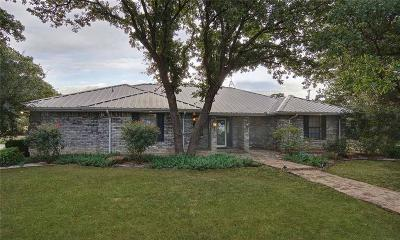 Graham Single Family Home Active Contingent: 501 State Highway 67