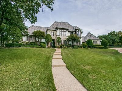 Flower Mound Single Family Home For Sale: 8605 Riviera Court
