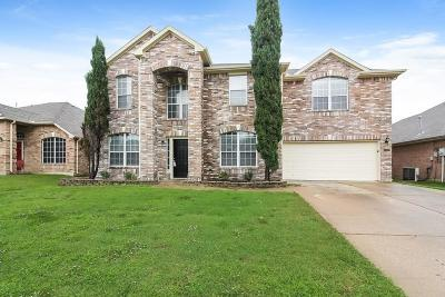 Grand Prairie Single Family Home For Sale: 5059 Showdown Lane