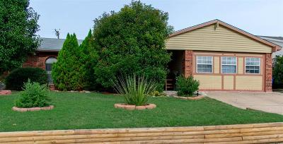 Allen Single Family Home Active Option Contract: 627 Wandering Way Drive