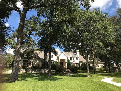 Hudson Oaks Single Family Home For Sale: 126 Kortney Drive