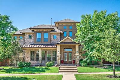 Frisco Single Family Home For Sale: 3137 Fayette Trail
