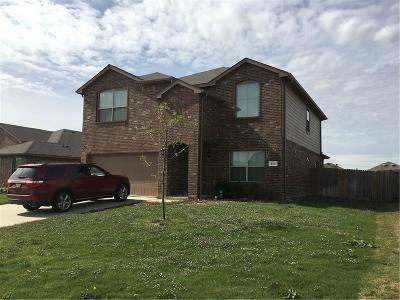 Ponder Single Family Home For Sale: 216 Meadowlands Dr