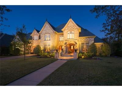 Colleyville TX Single Family Home Active Kick Out: $1,195,000