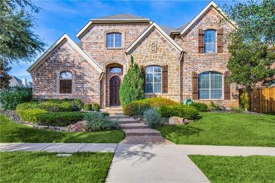 Frisco Single Family Home Active Option Contract: 13512 Morley Drive
