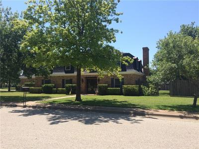 Single Family Home For Sale: 1625 Rodgers Drive S