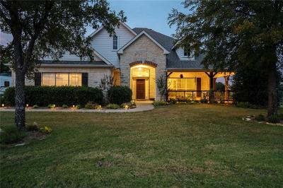 Denton Single Family Home For Sale: 7601 Rodeo Drive