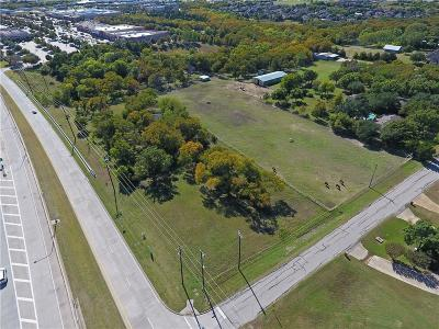 Rowlett Residential Lots & Land For Sale: 5901 Liberty Grove Road