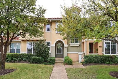 Irving Townhouse For Sale: 438 La Villita Boulevard