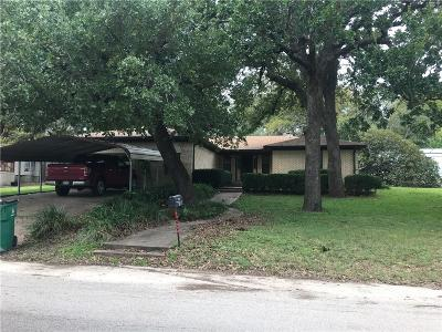Single Family Home For Sale: 817 South Bell