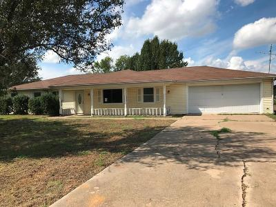 Terrell Single Family Home For Sale: 10408 County Road 2326