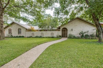 Single Family Home For Sale: 7812 Chattington Drive