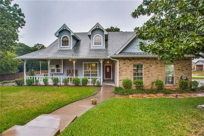 Weatherford Single Family Home For Sale: 104 Carriage Hill Court