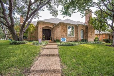 Irving Single Family Home For Sale: 2641 Brookside Drive