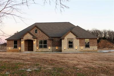 Springtown Single Family Home For Sale: 105 Lucy Kirk Lane