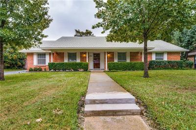 Sherman Single Family Home For Sale: 2515 Dover Drive