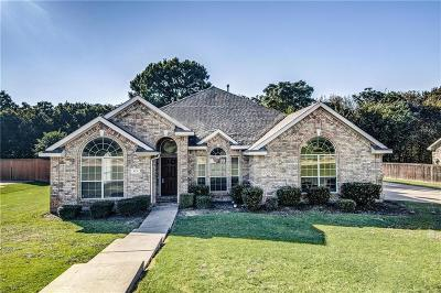 Red Oak Single Family Home Active Contingent: 121 Wooded Creek Drive