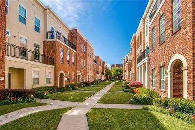 Addison Townhouse For Sale: 15812 Breedlove Place #136