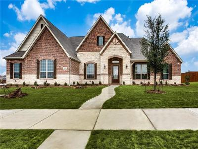 Keller Single Family Home For Sale: 812 Secretariat Trail