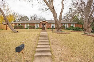 Bedford Single Family Home For Sale: 804 Rankin Drive