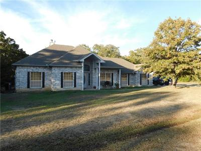 Quinlan Single Family Home For Sale: 2752 Waters Edge