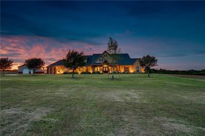 Waxahachie Single Family Home For Sale: 160 Fm 1493
