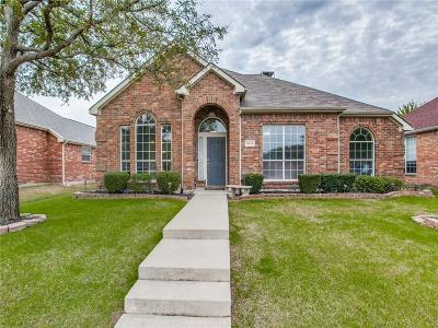Frisco Single Family Home For Sale: 3814 Fairfield Place
