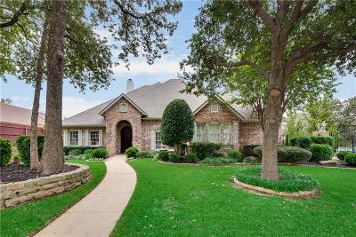 Colleyville Single Family Home Active Option Contract: 3726 Woodcrest Drive
