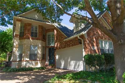 Dallas Single Family Home For Sale: 7211 Dogwood Creek Lane