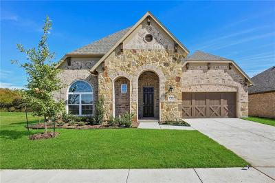 Little Elm Single Family Home For Sale: 1713 Angus Drive