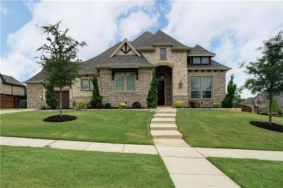 Keller Single Family Home Active Option Contract: 669 Meadow Creek Drive