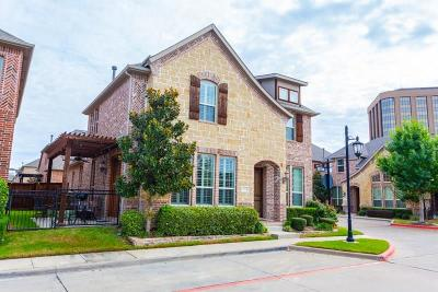 Farmers Branch Single Family Home Active Option Contract: 13630 Greystone Drive