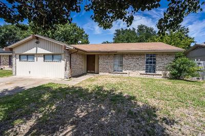 Kaufman Single Family Home For Sale: 1619 Lee Street