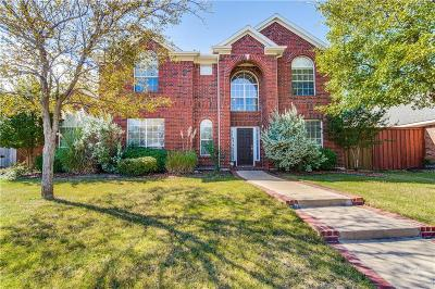 Allen Single Family Home For Sale: 810 Fairwood Drive