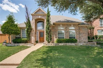 Plano TX Single Family Home Active Option Contract: $364,999