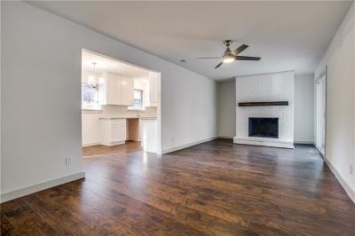 Dallas Single Family Home For Sale: 411 Forsythe Drive