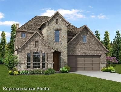 Little Elm Single Family Home For Sale: 308 Shoreline Ridge Drive