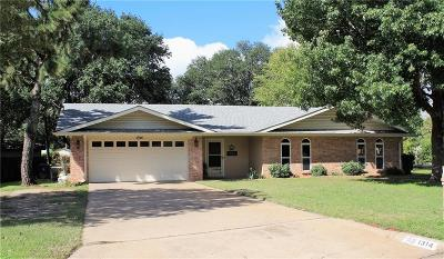 Graham Single Family Home Active Contingent: 1314 Rodgers Drive