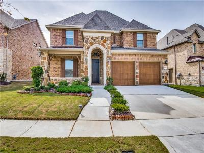 The Colony Single Family Home For Sale: 5817 Willow Lane