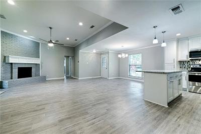 Garland Single Family Home For Sale: 4114 Greenway Drive