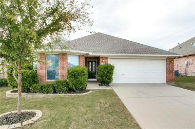 Celina Single Family Home Active Option Contract: 2811 Arabian Lane