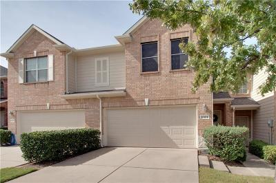 Plano Townhouse For Sale: 3409 Paisano Trail