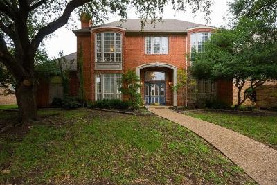 Plano Single Family Home For Sale: 5909 Loch Lomond Drive