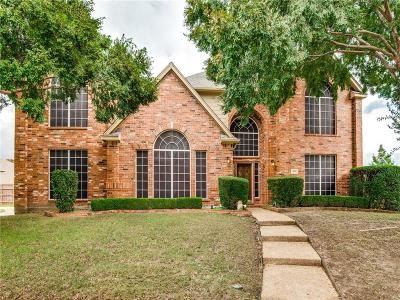 Coppell Single Family Home For Sale: 404 Pedmore Drive