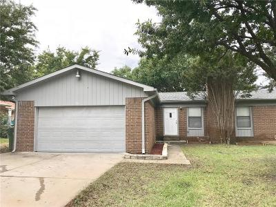 Mansfield Single Family Home For Sale: 500 Circleview Drive